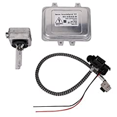 【HID headlight ballast replacement】Headlight Control Unit, a crucial part of HID lighting system, provides the voltage needed to start the lamp and regulates the electrical current of the light once it is lit. A failed ballast will cause your bulb to...