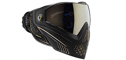 Dye i5 Paintball Goggle (Onyx/Gold)