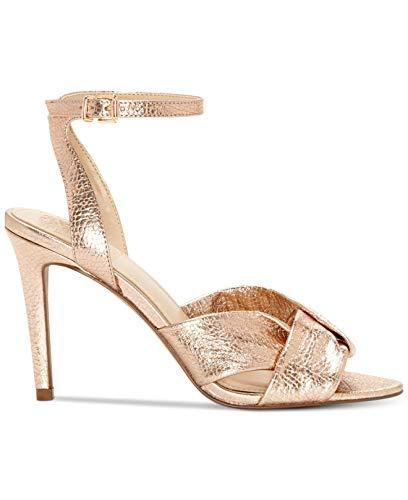 Vince Camuto Womens Jenika Leather Open Toe Formal Slingback, Pink, Size 9.5