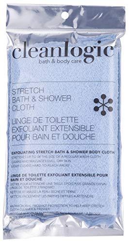 Esponja Exfoliante Corporal marca Clean Logic