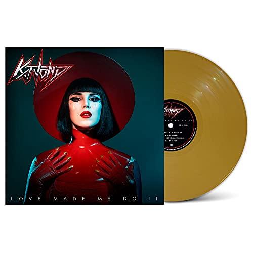 Love Made Me Do It (Amazon Exclusive Ltd Gold Vinyl)