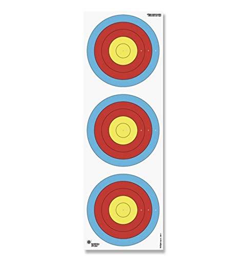 Halona 10x Scheibenauflage Zielscheibe Blasrohr Ring 6-10 mit Nylonfäden