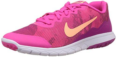 Nike Flex Experience Run 4 Premium, Basket Femme, Rose...