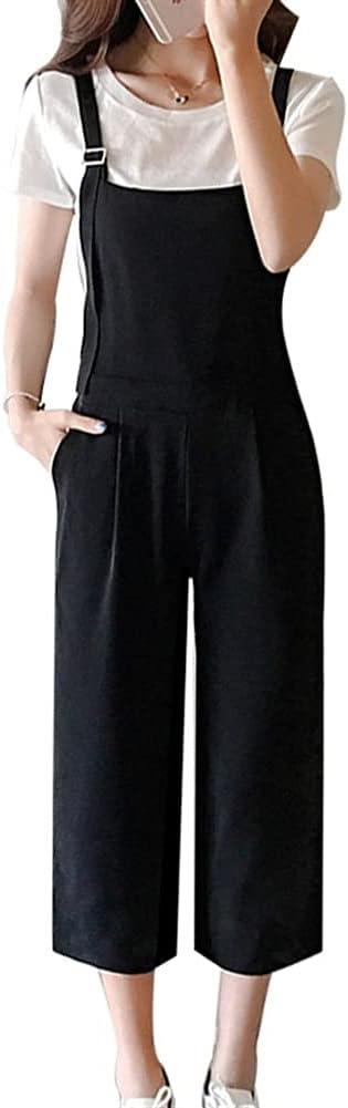 UXZDX Women's Summer Max 45% OFF Wide-Leg New item Pants Style Pant Korean Loose