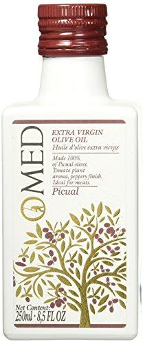 O-MED Natives Olivenöl Picual, 1er Pack (1 x 250 ml)