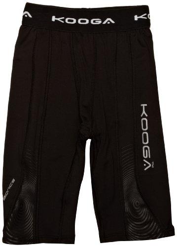 Kooga Short Power Phase II pour Enfant Noir Noir Jungen XS