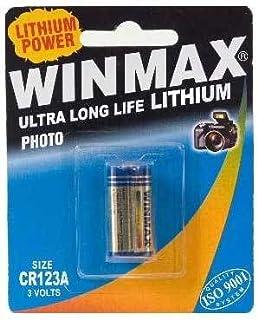 CR123A Alkaline Battery