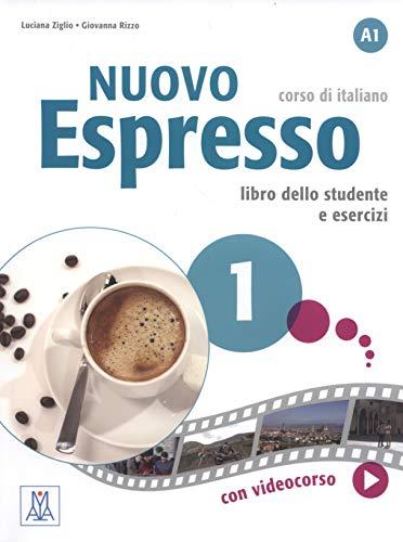 Nuovo espresso. Libro dello studente e esercizi. Corso di italiano A1 ROM. Con DVD (Vol. 1): Libro studente + DVD-ROM 1
