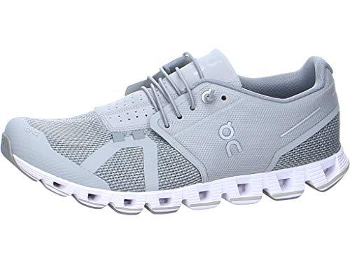 On Running M Cloud Grau, Herren Laufschuh, Größe EU 45 - Farbe Slate - Grey