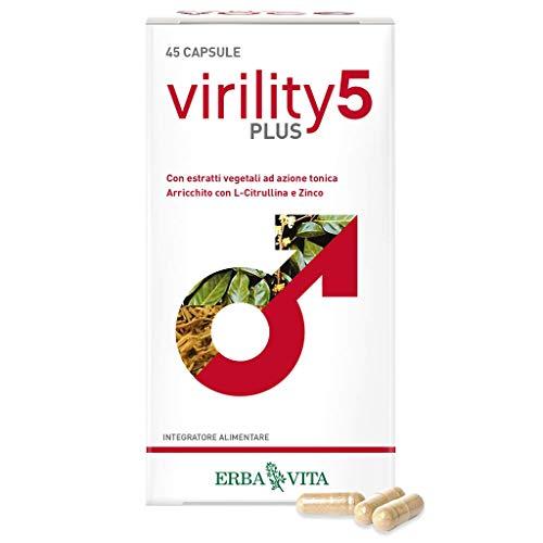 Erba Vita FITVIRI Virility 5 Plus
