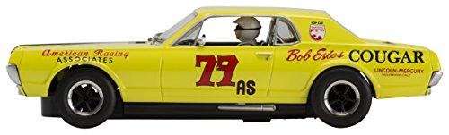 Scalextric 3729 C3729 1:32 Mercury Cougar XR7 1967 Tra.Am HD, Gelb