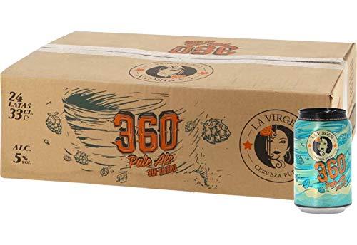 Big Pack La Virgen 360-24 cervezas