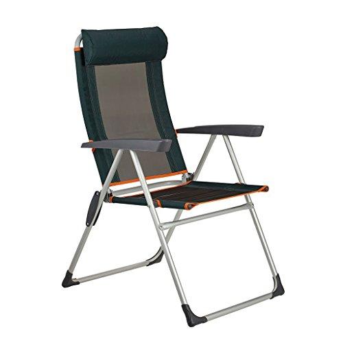 Chaise d'extérieur Chaise Pliante Confortable et Sportive Fauteuil Chaise Longue Chaise paresseuse Confort Respirant (Couleur : B)