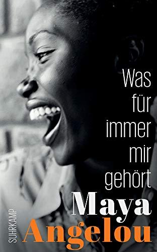 Buchseite und Rezensionen zu 'Was für immer mir gehört (suhrkamp taschenbuch)' von Maya Angelou