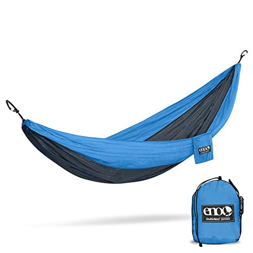 Eno Double Nest Hammock Camping Furniture, Grey, One Size