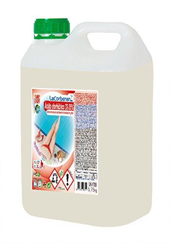sulfumán o aguafuerte para limpiar suelos de terraza