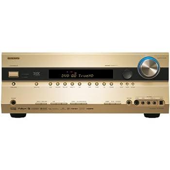 ONKYO AVセンター 7.1ch対応 TX-SA705(N) ゴールド