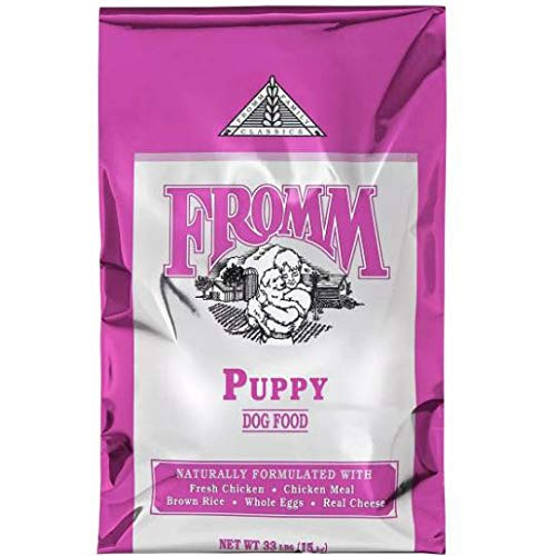 Fromm Classics Puppy Dry Dog Food 15 lbs