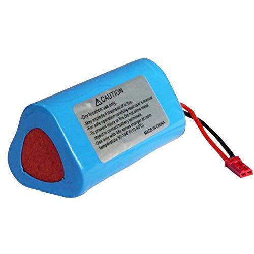 SinceY Li-Ionbatterie-Ersatzteile Für Chuwi Ilife X3 V3 V5 V5 V5s V5s Cw310 V7 Ecovacs Deebot Cen250 11.1 V 2600 Mah