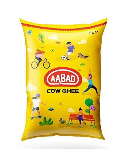 Aabad Cow Ghee, 1 Litre
