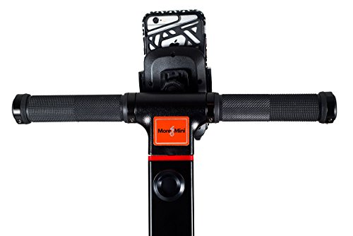 Great Deal! More4Mini Height Adjustable Handlebar for Segway Mini Pro, Black