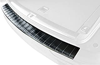 ZIC Stainless Steel Graphite Rear Bumper Protector Guard fits 2008-2017 Audi Q5 SQ5