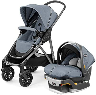 Chicco Corso Modular Travel System Silverspring Grey product image