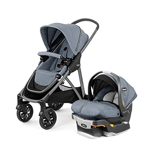Chicco Corso Modular Travel System - Silverspring, Grey