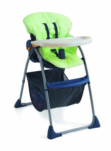 Italbaby 050.6100, Forro para silla de bebé de PVC de repuesto Verde Lime