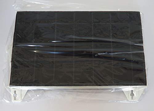 Bosch 00460736 460736 ORIGINAL Kohlefilter Aktivkohlefilter Filter Geruchsfilter rechteckig 450x320mm Dunstabzugshaube auch Zubehör Balay Neff Constructa DHZ1100 LZ11000 Z5110X3 3BF719X