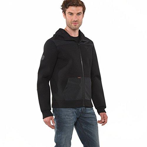 Kaporal Bea Sweat-Shirt à Capuche, Noir (Black), Small (Taille Fabricant: S) Homme