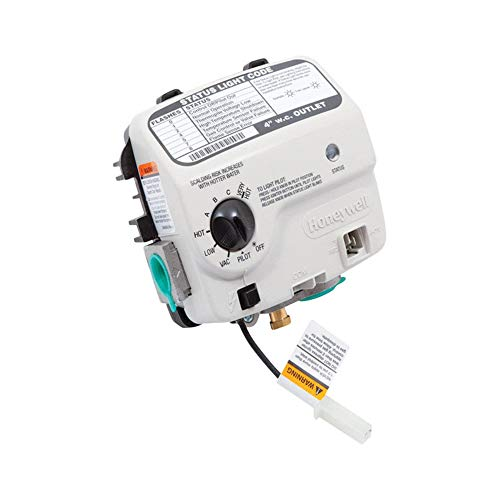 Honeywell 100262939 Electronic Valve Ng, 2'