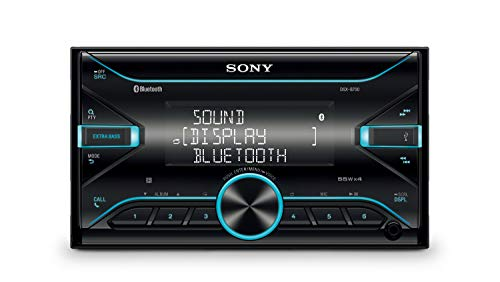 Sony DSX-B700 2 DIN Audio Bluetooth Media Receiver