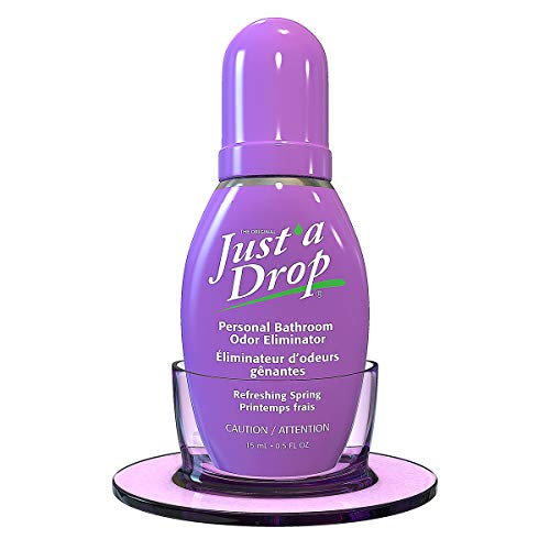 JUST A DROP - Before-You-Go Toilet Odor Eliminator