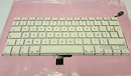 Generic Français Clavier Tastatur für Apple MacBook Unibody A1342 13 Zoll (33 cm), französisches Tastaturlayout, französisches Tastatur