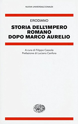 Storia dell'impero romano dopo Marco Aurelio: 17