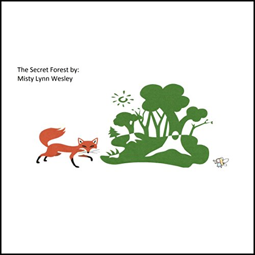 The Secret Forest audiobook cover art