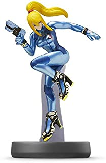 Zero Suit Samus No.40 amiibo (Nintendo Wii U/3DS) European Version