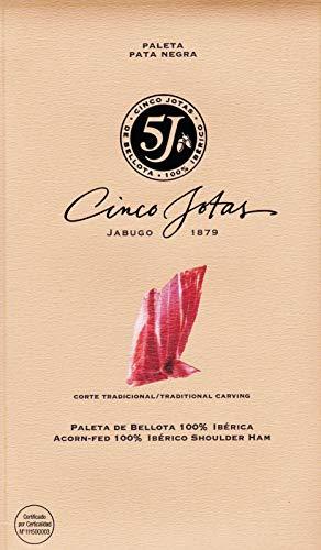Sobres envasados al vacío Paleta 100% Ibérico de bellota 5