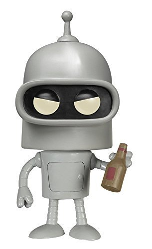 Funko Pop TV: Futurama - Bender by