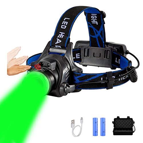 Topme Green Light Headlamp
