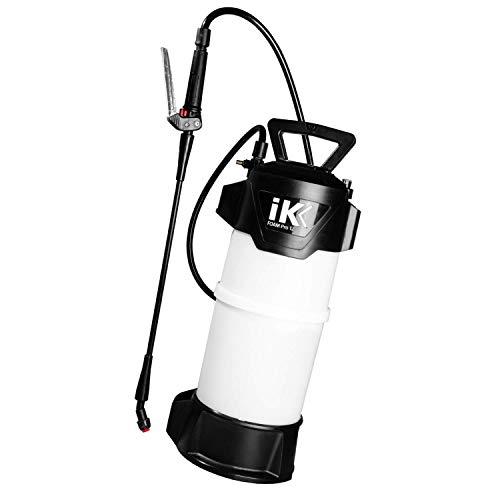 Adam's IK Foaming Pump Sprayer (6 Liters) - Pressure Foam Sprayer For Car Cleaning Kit Car Wash Car Detailing   Fill With Car Wash Soap Wheel Cleaner Tire Cleaner Rim   Water Sprayer Lawn Garden Weeds
