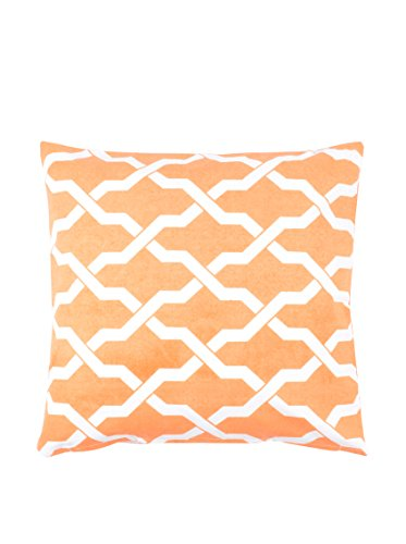 Decorative Square Cushion cover 50 x 50 cm with pattern for Home made from Cotton for Living Room Sofa Bedroom ka121