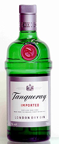 Tanqueray London dry Gin 43,1% 0,70 L