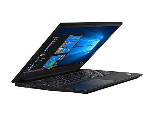 Lenovo Thinkpad E590 15.6' HD Business Laptop (Intel Quad Core i5-8265U, 16GB DDR4 RAM , Toshiba 256GB PCIe M.2 SSD + 1TB HDD) Type-C, HDMI, Ethernet, Windows 10 Pro