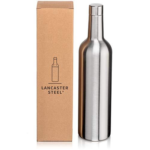 Stainless Vacuum Insulated Wine Growler