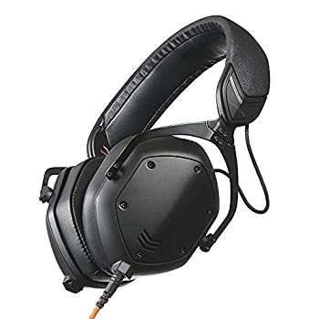 Crossfade M-100 Master Over-Ear Headphone - Matte Black  Renewed