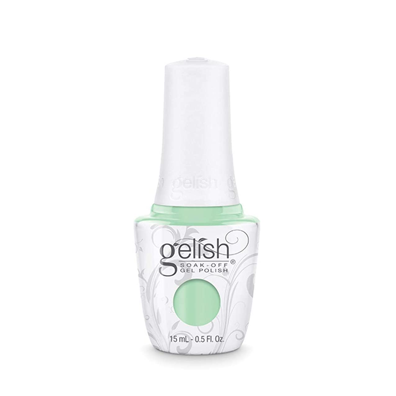 比較的生産性バンクHarmony Gelish - Mint Chocolate Chip - 0.5oz / 15ml