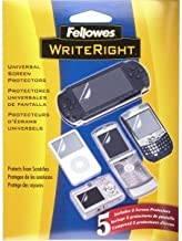 Premium Screen Protector 5 Pack for your NEXTEL i275 Phone from Fellowes! Protect your precious screen with this durable protector micro thin universal clear guard! (Universal + 90 Day Warranty)