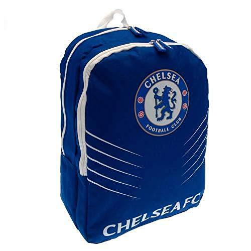 Chelsea FC - Mochila (Talla Única) (Azul)